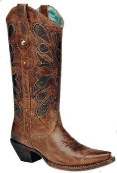Corral Cowgirl Boots!