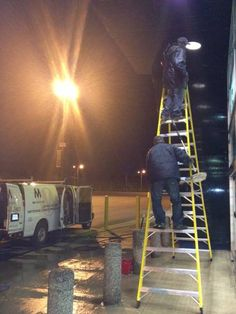 We Are Always Working Hard To Make Sure The Job Gets Done Right. Anytime of Day or Night!