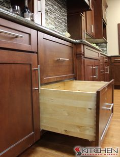 Shaker Maple Brandywine Photo Gallery | Cabinets.com By Kitchen Resource  Direct