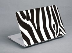 Zebra skin effect Laptop Skin, Make Me Smile, Wall Decals, Fun Stuff, How To Make, Fun Things, Wall Stickers