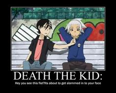 soul eater death the kid - Google Search