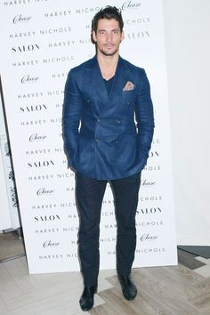 Where: Alfred Dunhill and GQ Style Party, London, UKWhen: 17 June 2014