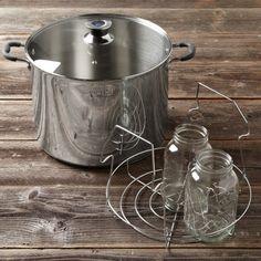 Multi-Use Waterbath Canner #WilliamsSonoma