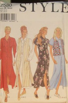 House of Sewing Patterns - Sewing Patterns from Simplicity, McCall's and Butterick