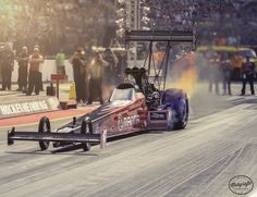 NitrOlympX Hockenheim 2015 - Top Fuel
