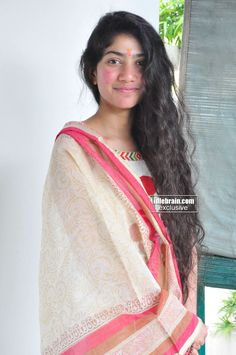 Actress Sai Pallavi Photo Gallery  http://idlebrain.com/movie/photogallery/saipallavi/index.html