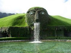 Swarovski Crystal museum in Austria