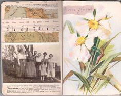 Gluebook page