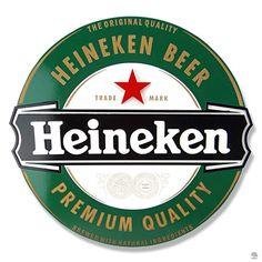 39x39 Placa Tridimensional em Madeira Cerveja Heineken :: Gift For Men | Presentes para Homens e Meninos