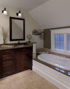 smart attic bath