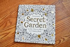 """Secret Garden: An Inky Treasure Hunt and Coloring Book"" Review & Giveaway – WINNERS ANNOUNCED!!!"