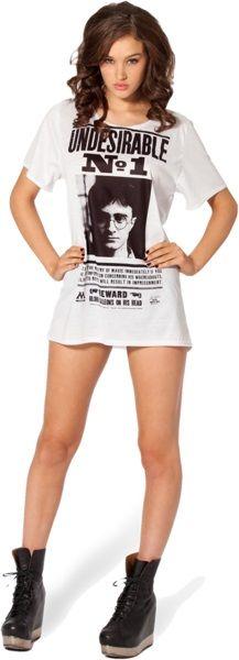Harry Potter Black Milk Clothing Hogwarts Geek Chic | The Mary Sue