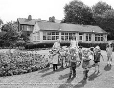 King Edward Park Nursery School, Nottingham, 1975