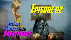 Episode 2 is now online bitches!! Click here: https://youtu.be/qgahBpiUp9o #animation #humor #stopmotion #parody #barbie