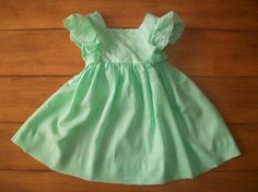Size 3T Vintage Ruth of Carolina Toddler Infant by LittleMarin