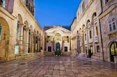 Split, Croatia at dawn Blake Burton Photography: Croatia | Croatia Travel Photography