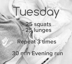fitness, tuesday, and workout image