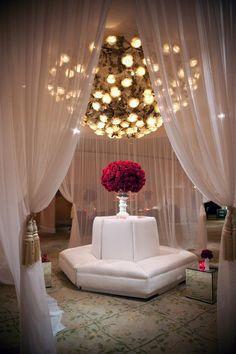 Gorgeous lounge area