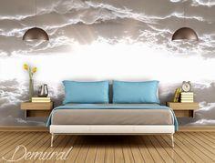 Wände gestalten mit Fototapeten - Diese wunderschönen Beispiele bringen das Meer direkt in euer Haus. Bildhübsche Naturkulissen