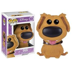 This is the Disney UP Dug POP Vinyl figure that is produced by the neat folks over at Funko. It's great to see that the characters of…