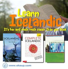 Learn Icelandic. It's a lot of fun and easier than you think. How do you say: How are you? in Icelandic? http://ekaup.com/index.php?option=com_content=featured=227 <-- Yes please.