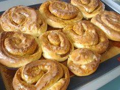 Comoju: Cinnamon Buns o Cinnamon Rolls