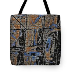 Reflections  Tote Bag by Tom Janca.  The tote bag is machine washable, available in three different sizes, and includes a black strap for easy carrying on your shoulder.  All totes are available for worldwide shipping and include a money-back guarantee.