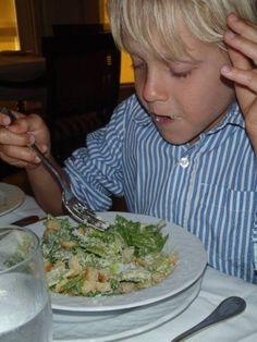 Clean Cuisine: vegan caeser salad dressing