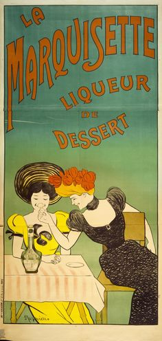 Sisters' Warehouse: Vintage French Advertising Posters