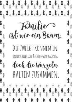 Sayings and quotes about family, children and life- Sprüche und Zitate über Familie, Kinder und das Leben Family – the most important thing! # sayings - Valentine's Day Quotes, Baby Quotes, Family Quotes, Love Quotes, Inspirational Quotes, Citation Saint Valentin, Romantic Quotes, Birthday Quotes, Quote Of The Day