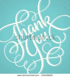 THANK YOU hand lettering -- handmade calligraphy, vector (eps8) - stock vector #download #stock #StockImages #microstock #royaltyfree #vectors #calligraphy #HandLettering #lettering #design #letterstock #silhouette #decor #printable #printables #craft #diy #card #cards #label #tag #sign #vintage #typography