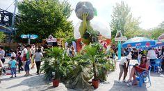 Streetplanneur >> Oasis créé son parc d'attraction avec l'Oasis Fruit Park