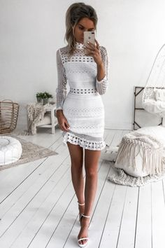 d08a6939eb9 Paris Heat | Fashion | Fashion, Street style summer, Embellished dress