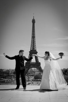 Swear Im going to either get married in Paris or bring Paris to me