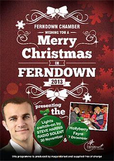 Ferndown Christmas Program is out!