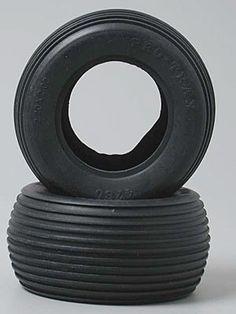 TRA4780 - Pro-Trax Rib Front Truck Tire (2). Pro-Trax Rib Front Truck Tire (2)