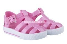 23d1ee60c90d Igor Tenis Jelly Shoes Crystal Pink 090