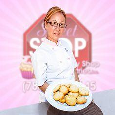 Conoce a Chef Carla M. Cabrera.  Chef de Repostería y propietaria de Sweet Stop Bakery Shop and Pastries en Naranjito