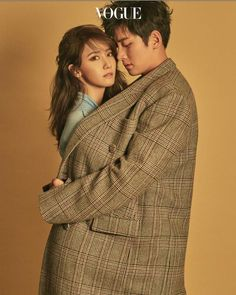Ji Chang Wook & Yoona Pair Up For October Vogue | Couch Kimchi