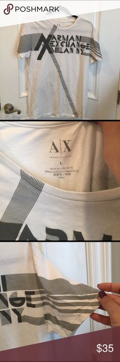 Armani exchange top Used good condition Armani Exchange Shirts Tees - Short Sleeve
