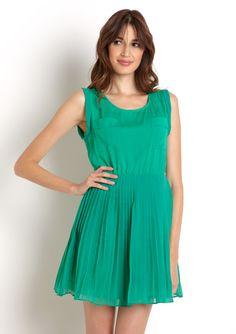 ARK & CO  Sleeveless Dress with Pocket
