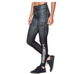 NWT UA coldgear sublimated leggings BNWT! TRADES Under Armour Pants Leggings