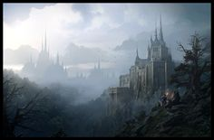 ArtStation - Return of the Knight, Raphael Lacoste