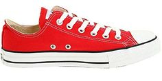 Converse Womens CT Basic OX Red 75 Womens *** Want to know more, click on the image. This is an Amazon Affiliate links.