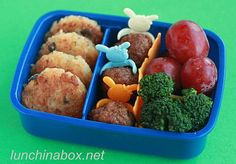 Fantastic resource for bento box lunches for kids.