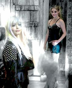 Alison Dilaurentis Halloween Lady GaGa  Pretty Little Liars