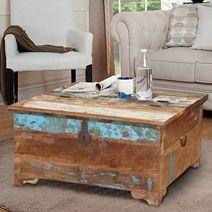 23 best trunk coffee tables images rustic furniture antique rh pinterest com