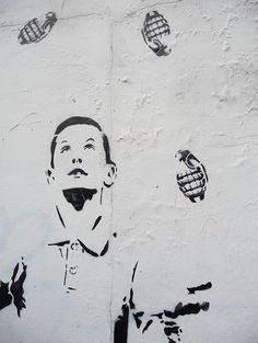 street art - juggle