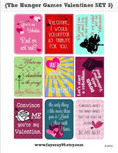 More HG Valentines.. loving these!