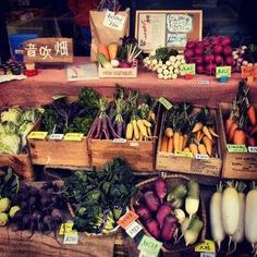 If you are new to the area, then you probably face many decisions, including where to buy your food. Check out local farmers market Dallas locations that. Vegetable Shop, Vegetable Stand, Fruit And Veg, Fruits And Veggies, Farmers Market Display, Juice Packaging, Food Truck Design, Fruit Shop, Fruit Displays